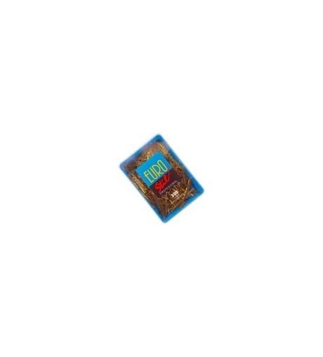 Eurostil,caja 300clips corto bronce 1610