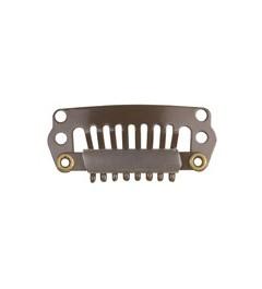 Eurostil,clips extensiones color marron