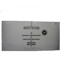 Envie,Caja de 10 ampollas x10ml de keratina
