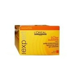 Loreal, Gel aclarante solar sublime de 75ml
