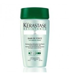 KERASTASE,BAIN DE FORCE (12) DE 250ML