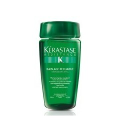 KERASTASE,BAIN AGE RECHARGUE DE 250ML