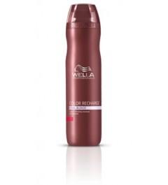 wella, care recharge -acondicionador cabellos rubios 250ml