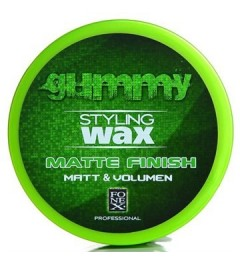 Gummy, styling wax matte finish 150ml