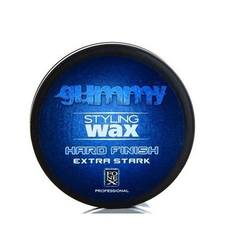 Gummy, styling wax hard finish de 150ml