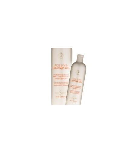 Levissime,Aloe & silk cleansermilk 500ml