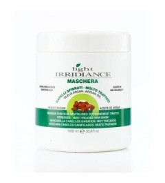 Light IRRIDIANCE, Mascarilla de Aceite de argan