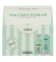 loreal, pack Volumen push-up