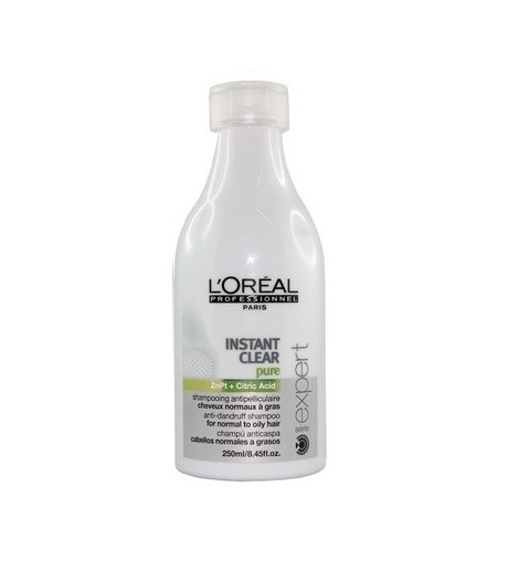 Champu Loreal instant clear pure