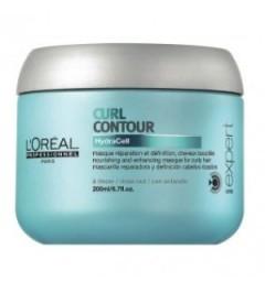 Loreal, mascarilla curl contour