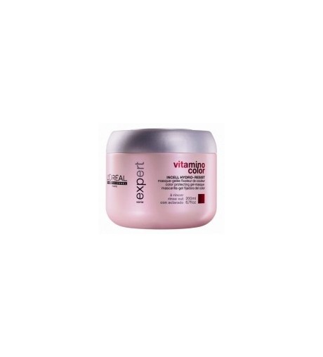 Mascarilla Loreal expert vitamino color