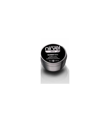 Nirvel, Barber wax de 50ml