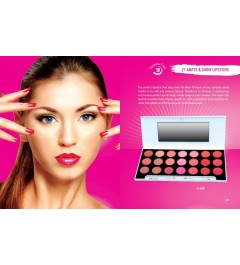 Elixir make up, Lip colors 850
