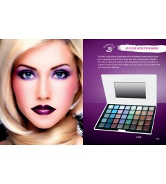 Elixir make up, Satin eyes 824