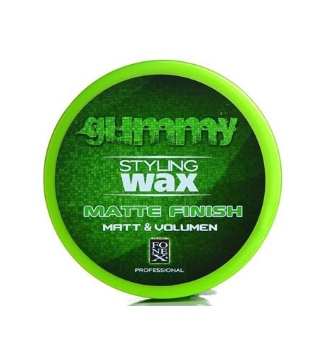 Gummy, styling wax matte finish 150ml