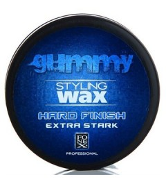 Gummy, styling wax hard finish de 150ml