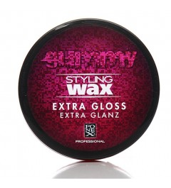 Gummy, styling wax extra gloss de 150ml