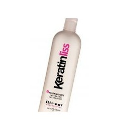 Nirvel,keratinliss,Neutralizante de 500ml