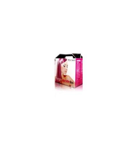 Nirvel,keratinliss,Pack tratamiento de alisado